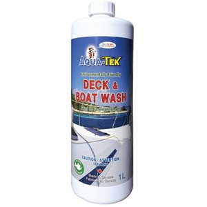 Deck and boat wash 1L