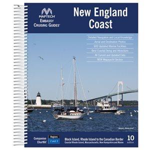 Cruising Guide New England Coast, 12th Edition (en anglais)