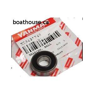 Water pump ball bearing YM series