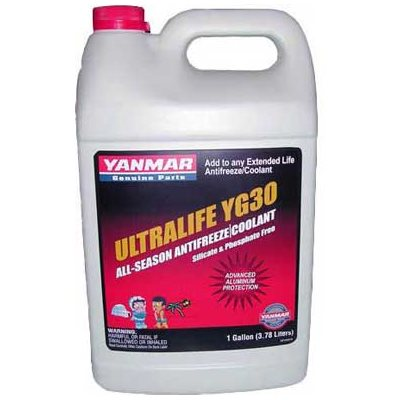 Yanmar pre-mix antifreeze, 4L